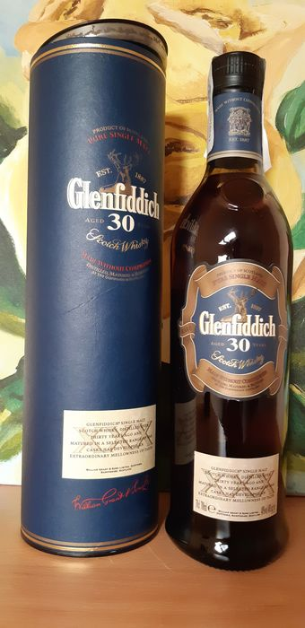 Glenfiddich 30 years old - 70cl