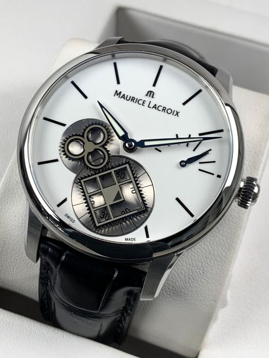 Maurice Lacroix - Masterpiece Square Wheel Tradition Manufacture - MP7158 - Herren - 2011-heute