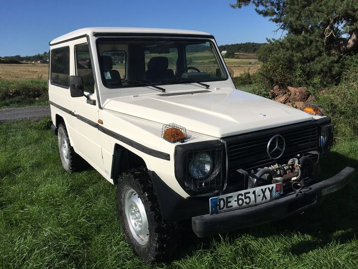 Mercedes-Benz - 300 GD (G460) - 1980