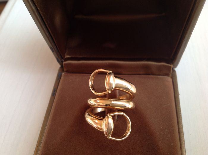 Gucci - 18 kt. Yellow gold - Ring