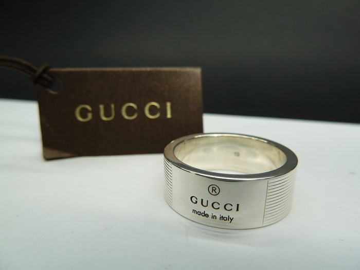Gucci - 925 Silver - Ring