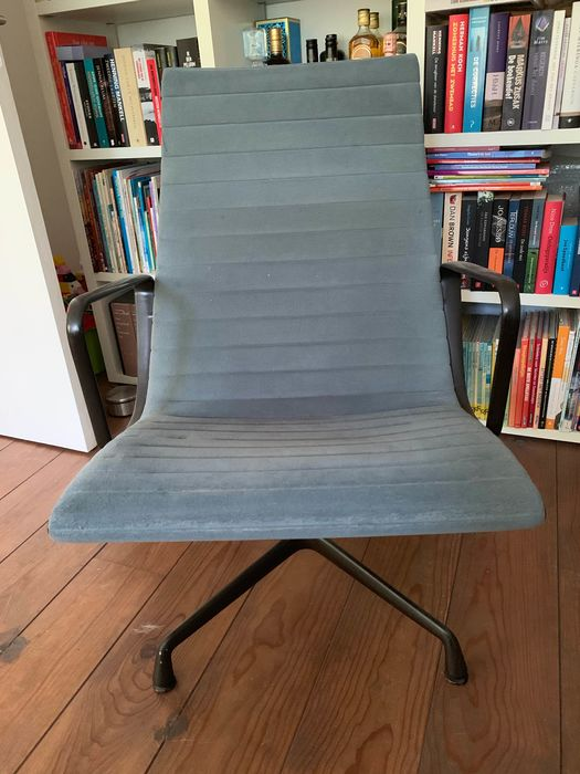 Charles & Ray Eames - Vitra, Herman Miller - Lounge chair - EA 116