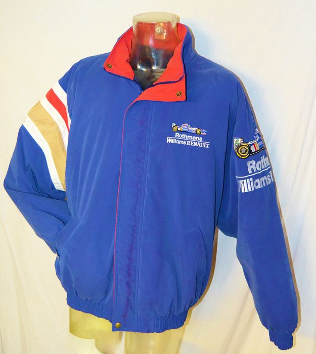 Rothmans Williams Renault Wintertest Jacket - Formule 1 - Teamkleding