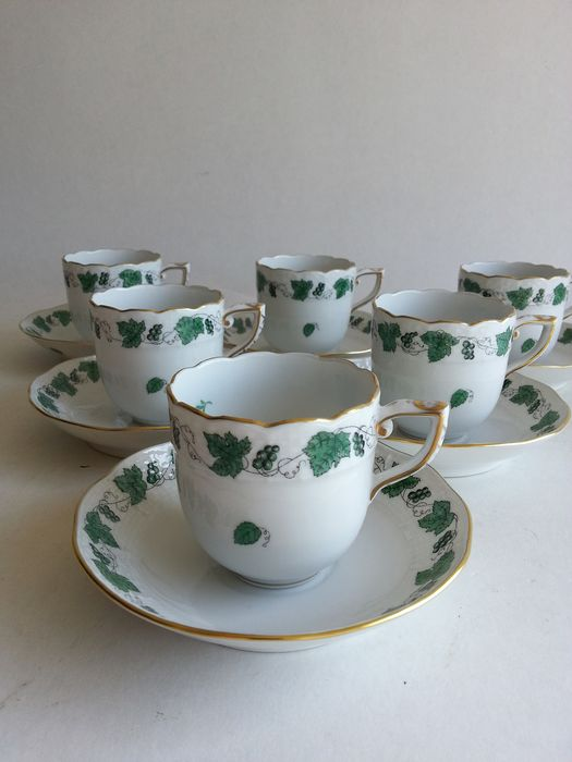 Herend - Porcelain - auctions - Catawiki