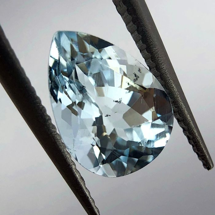 Light Blue Aquamarine - 1.95 ct