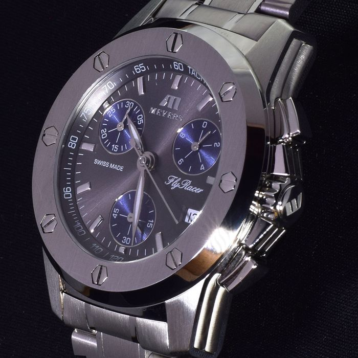 Meyers - Fly Racer chronograph  - Hombre - 2011 - actualidad