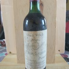 1944 Vega Sicilia Único (bottled in 1965) - Ribera del Duero Gran Reserva - 1 Bottle (0.75L)