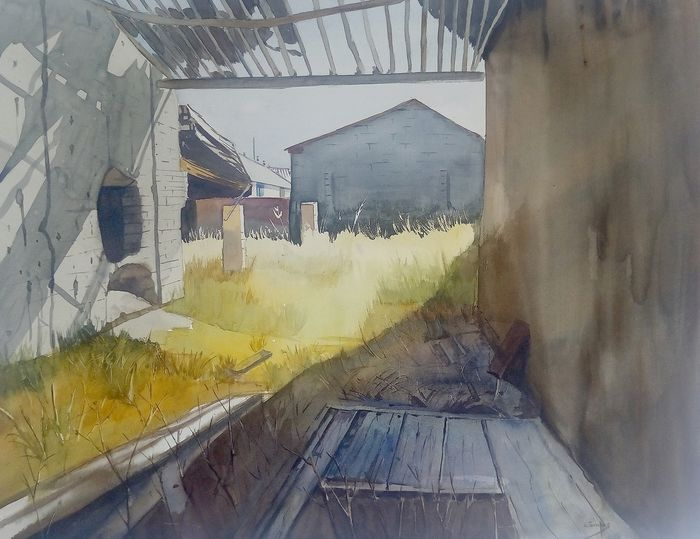 Paco Campos - The old house