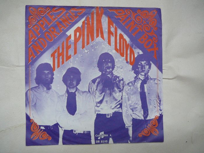 Pink Floyd - Apples And Oranges / Paintbox - 45 rpm Single - 1967