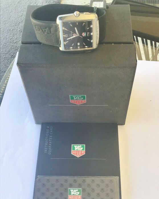 TAG Heuer - Golf Professional Watch Tiger Woods Ltd. Ed. - Ref. WAE1110 - Men - 2011-present