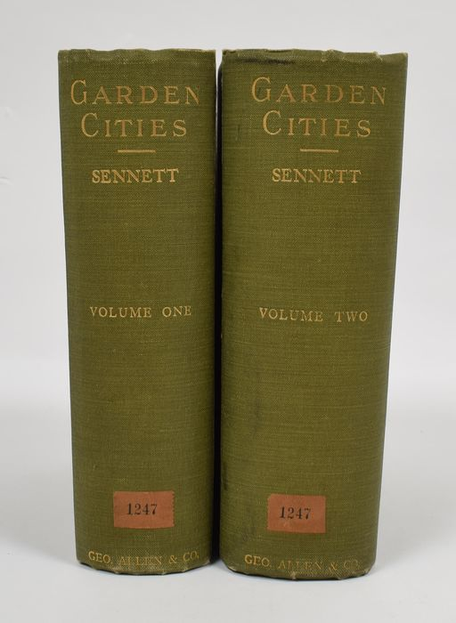 A.R. Sennett - Garden Cities in theory and practice - 1905