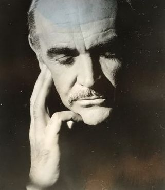 Herb Ritts - Sean Connery
