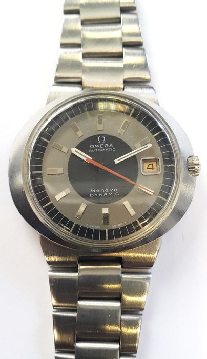 Omega - Geneve Dynamic Automatic - Men - 1974s