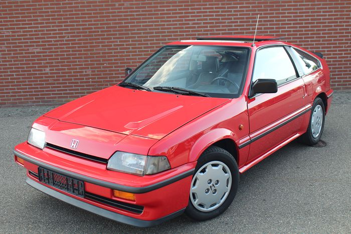 Honda - Civic CRX 1.6i  - 1987