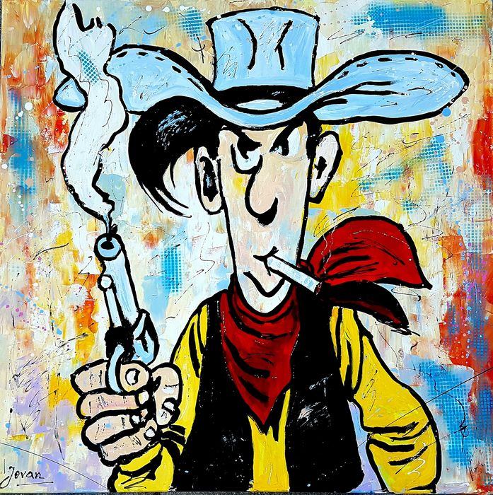 Jovan Srijemac -  Lucky Luke , Don´t f.ck with me
