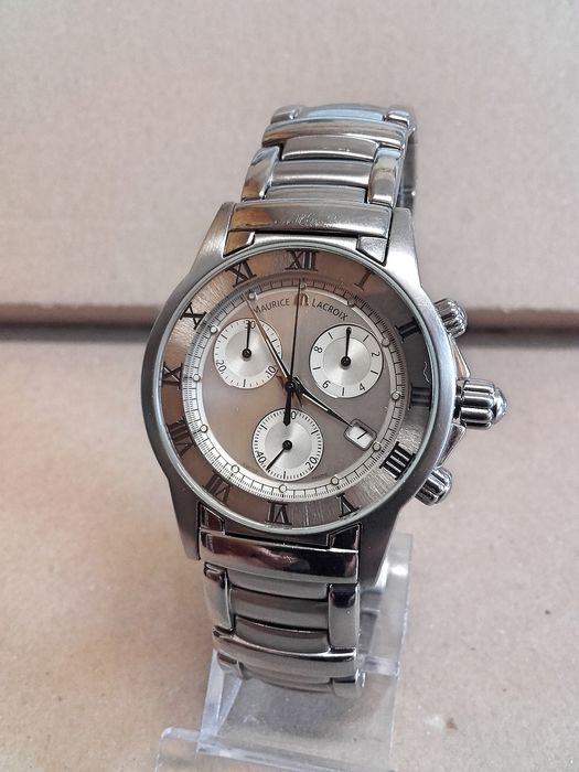 Maurice Lacroix - Chronograph - 86814 - Heren - 2000-2010