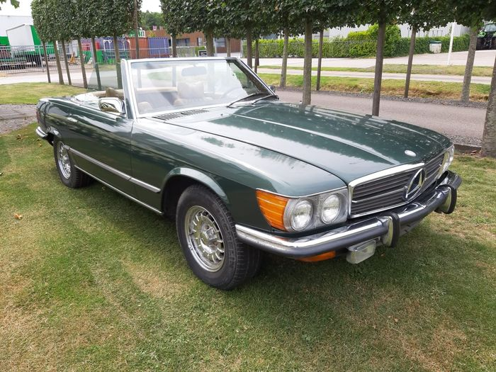 Mercedes-Benz - 450 SL (R107) - 1973