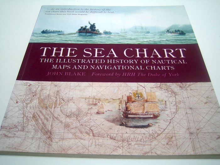 Monde, Worldwide Oceans and Seas; Ptolomy, Freducci, Girava, Mercator, Blaeu, Francis Drake, a.m.o. - The Sea Chart. The Illustrated History of Nautical Maps and Navigational Charts - 900-1900