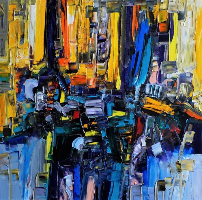 Bruno Cantais - Surprising city