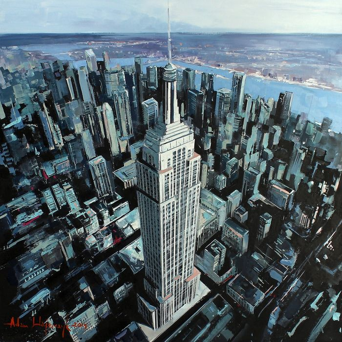 Adam Wajerczyk - Empire State Building NYC