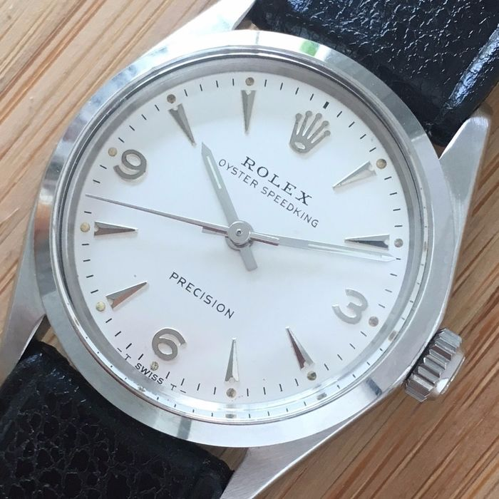 Rolex - Precision Speedking  - 6430 - Herre - 1959