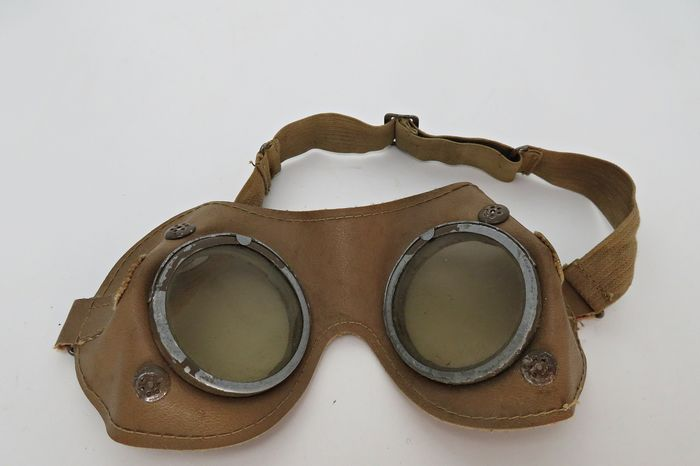 Germany - Africa - Southern Front Dust Cover Sun Protection Goggles