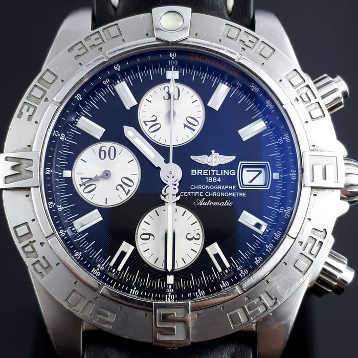 Breitling - Galactic Chronograph II - A13364 - Men - 2011-present