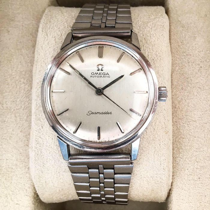 Omega - Automatic Seamaster - Gents wristwatch - 0819/71 - Men - 1960-1969
