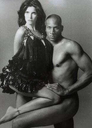 Herb Ritts - Black and white duo