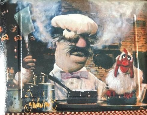 Peter Donkersloot - swedisch chef muppets