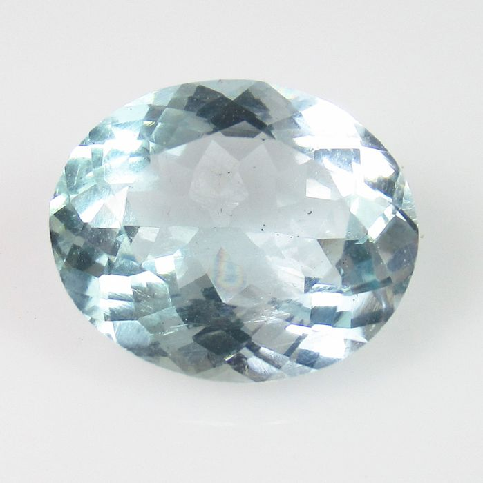 Aquamarine - 3.92 ct