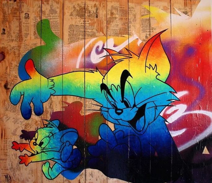 Max Andriot - Tom et Jerry