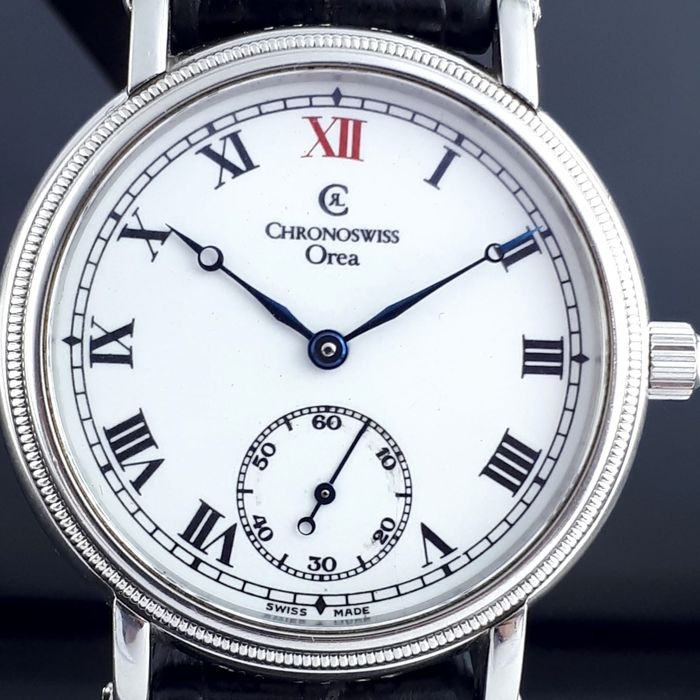 Chronoswiss - Orea Manual Winding - CH1163 - Men - 2011-present