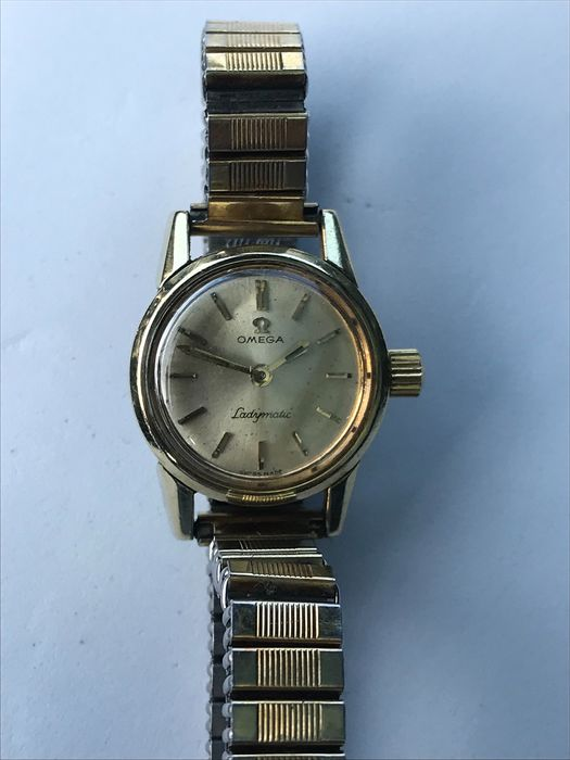 """Omega - Ladymatic - """"NO RESERVE PRICE"""" - Dames - 1970-1979"""