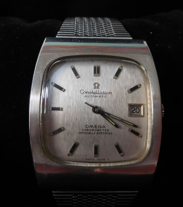 Omega - constellation automatic 1973 - Men - 1970-1979