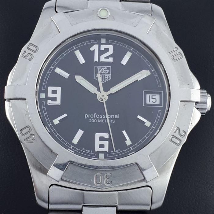 TAG Heuer - WR 200M   WN1110  - Men - 1990-1999