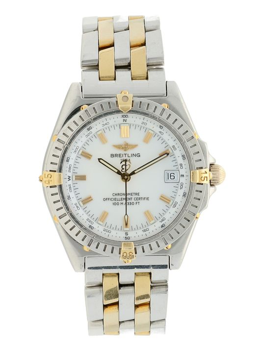 Breitling - Wings Automatic - B10350 - Men - 2000-2010