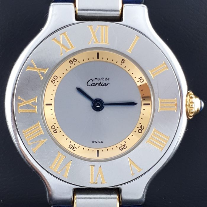 Cartier - Must de Cartier 21 - Women - 1990-1999