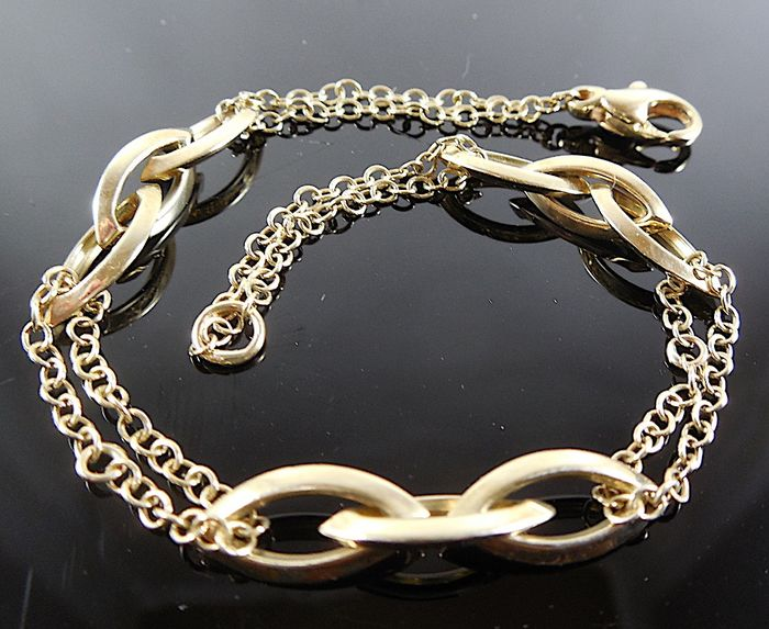 375 Yellow gold - Bracelet