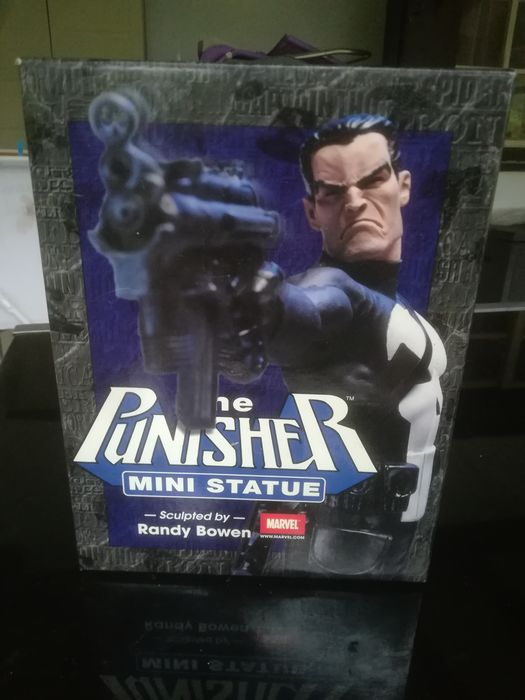 The Punisher - Bowen Design - 1:10 - Actiefiguur