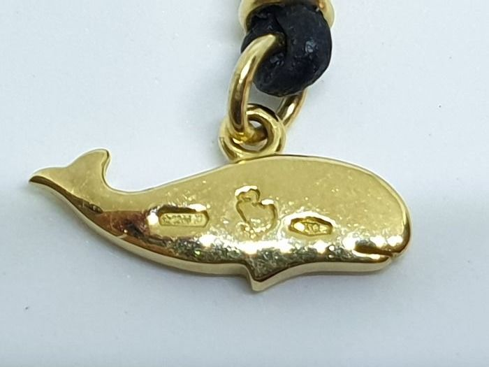 Dodo - 18 kt. Yellow gold - Pendant