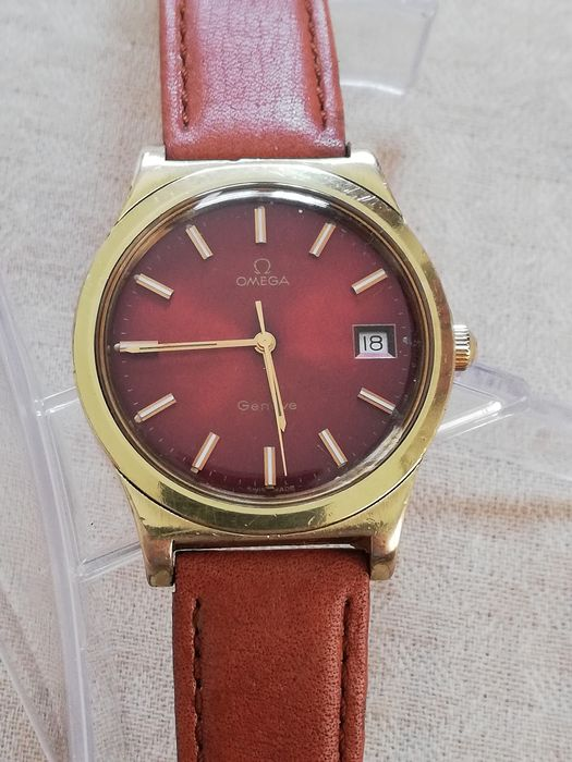 Omega - Geneve 1030 cal.20 micron gold plated - 1360102 - Men - 1950-1959