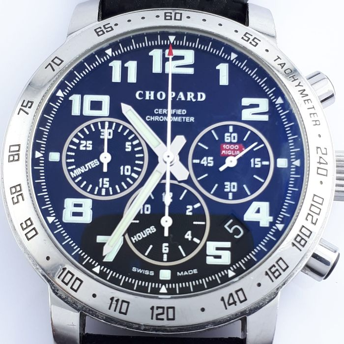 Chopard - Mille Miglia Chronograph Automatic  - 8920 - Heren - 2011-heden