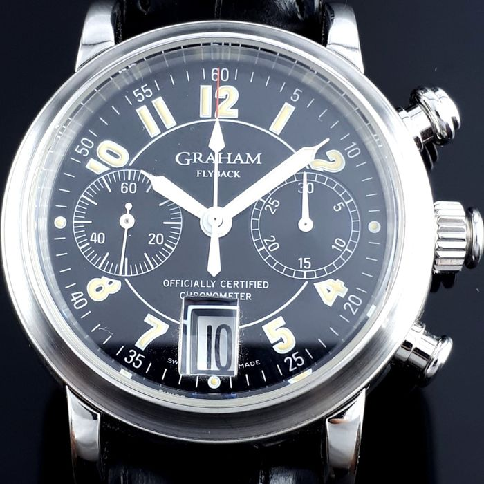 Graham - Flyback Chronograph Automatic - Men - 2011-present