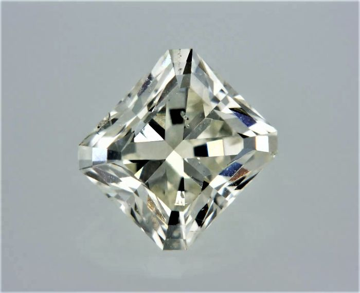 1 pcs Diamond - 0.66 ct - Ράντιαν - K - VS2