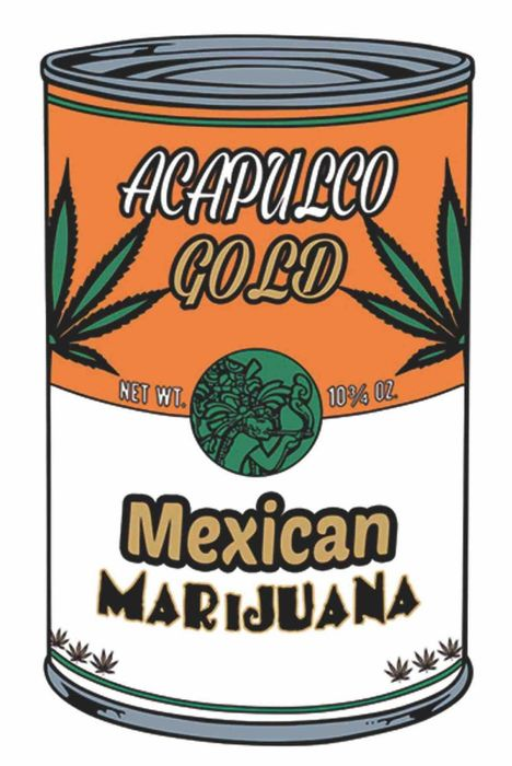 Angelo Pioppo - Acapulco Gold