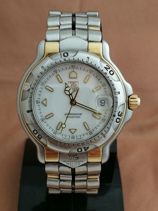TAG Heuer - 6000 - WH1151-K1 - Unisex - 1990-1999