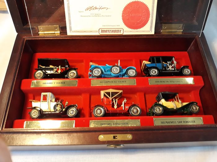 Matchbox - 1:43 - This Limited edition collection was