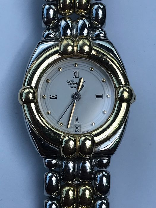 "Chopard - Gstaad - ""NO RESERVE PRICE"" - 8112 - Damen - 2000-2010"
