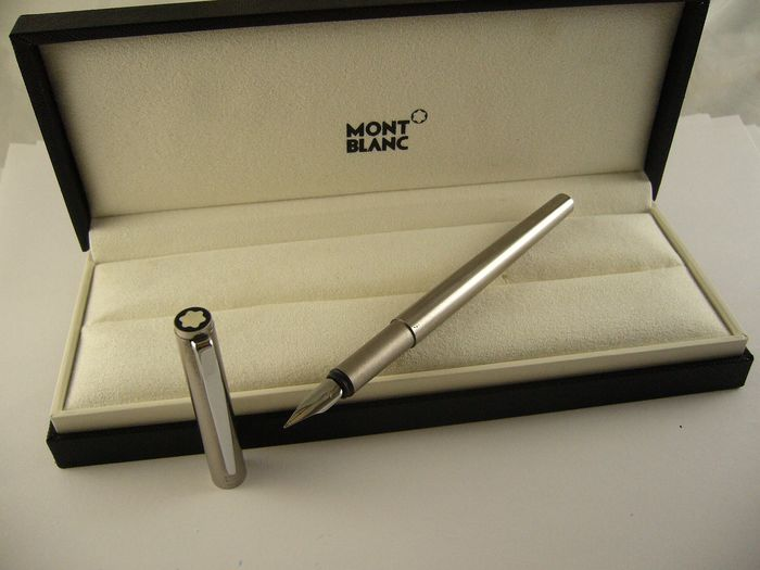 Montblanc - Fountain pen - Complete collection